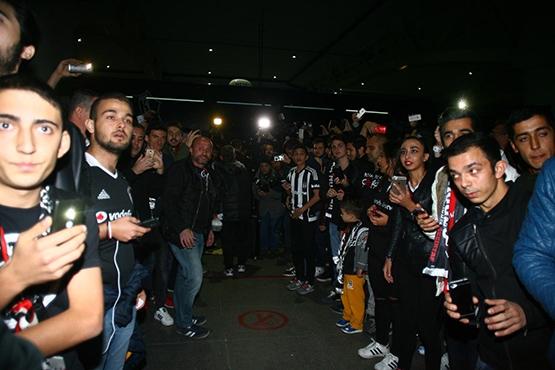 Beşiktaş Ankara'da! 2