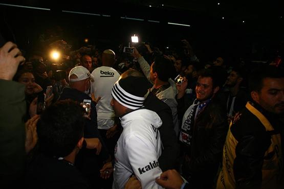 Beşiktaş Ankara'da! 5