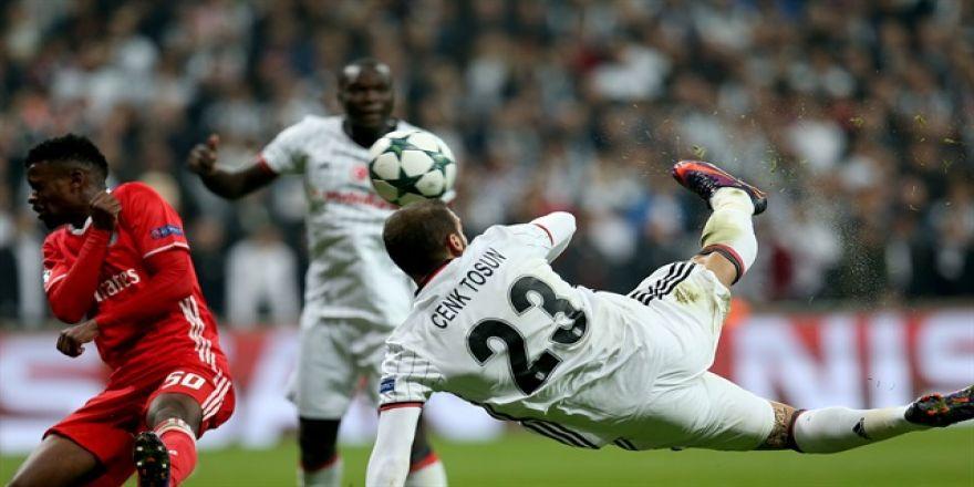 Beşiktaş'ın Şampiyonlar Ligi'nde oynadığı unutulmaz maçlar