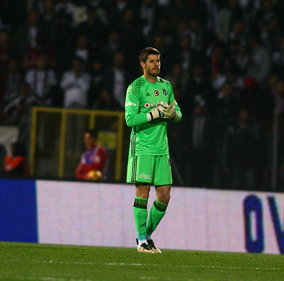 Gençlerbirliği-Beşiktaş maçından kareler 22