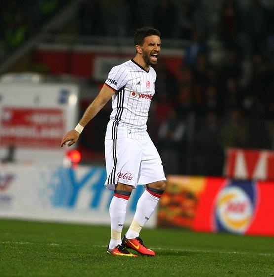 Gençlerbirliği-Beşiktaş maçından kareler 25