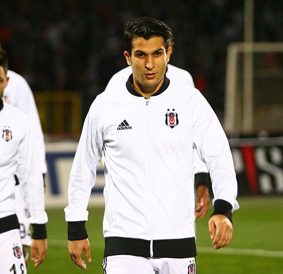 Gençlerbirliği-Beşiktaş maçından kareler 4