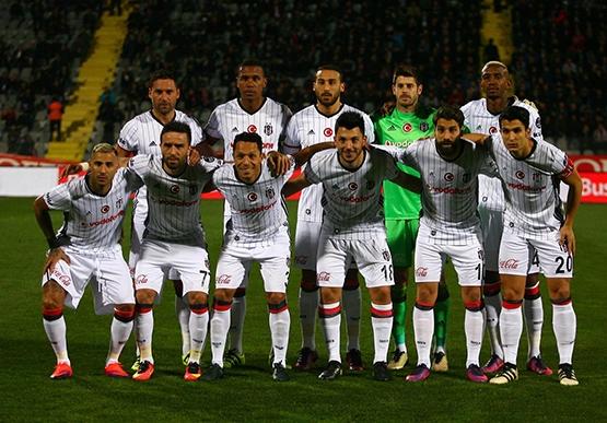 Gençlerbirliği-Beşiktaş maçından kareler 8