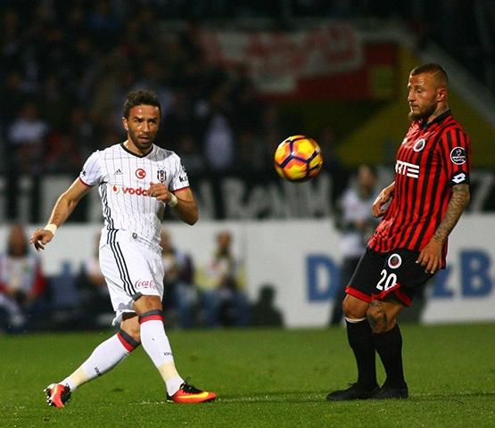 Spor yazarlarından G.Birliği-Beşiktaş maçı yorumları 12