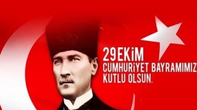 Beşiktaşlı futbolculardan 29 Ekim mesajı 3