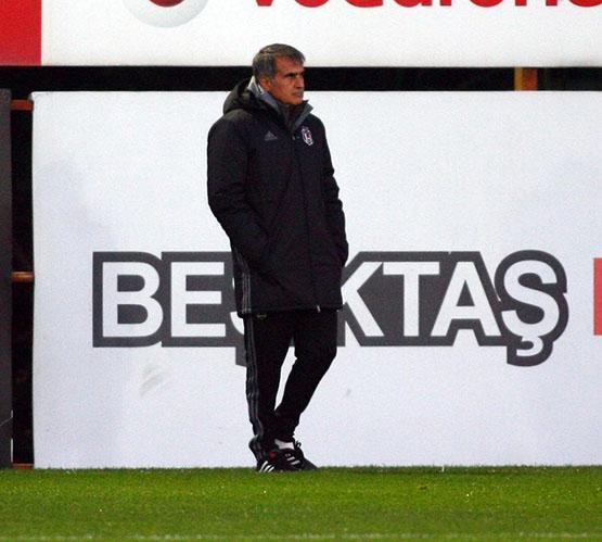 Beşiktaş antrenmanından kareler 2