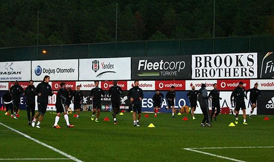 Beşiktaş antrenmanından kareler 5