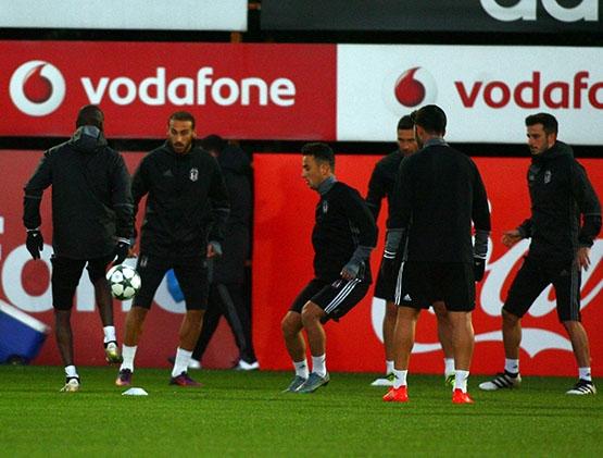 Beşiktaş antrenmanından kareler 6