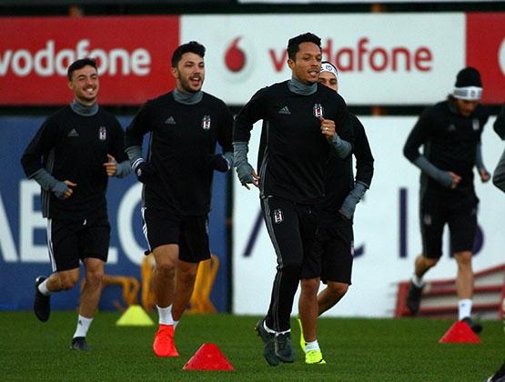 Beşiktaş antrenmanından kareler 9
