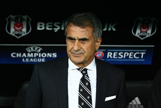Beşiktaş - Napoli maçından kareler 1
