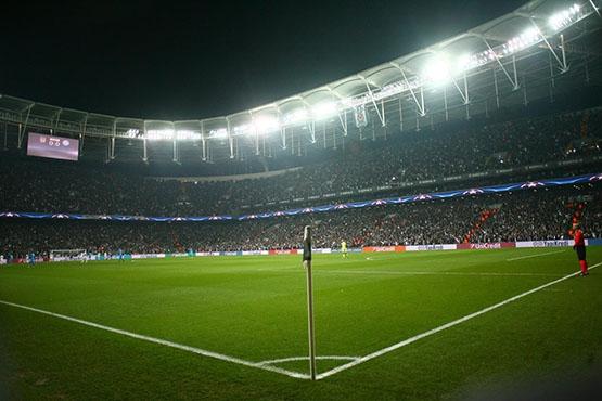 Beşiktaş - Napoli maçından kareler 15