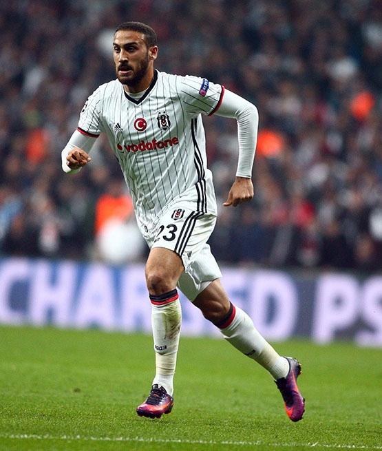 Beşiktaş - Napoli maçından kareler 3