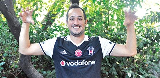 Sarp Apak: ''İyi ki Beşiktaşlıyım'' 4