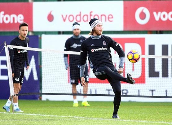 Beşiktaş Trabzonspor maçı hazırlığında... 3