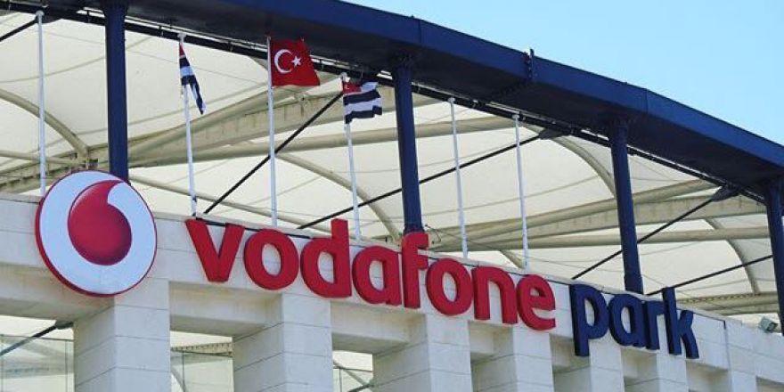 İnönü Stadı tarihi, Vodafone Park koridorlarında