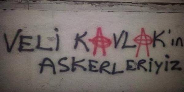 Duvar yazılarında Beşiktaş 1