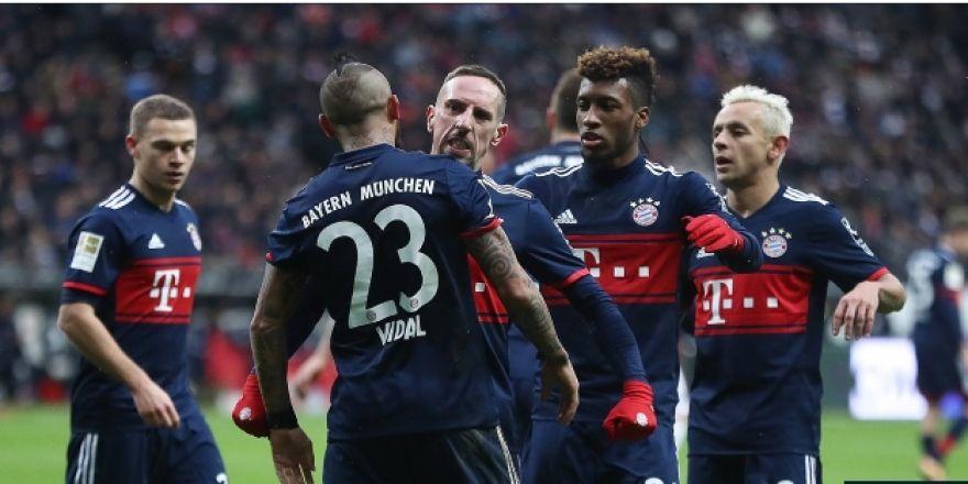 Daha önce Türk takımlarıyla karşılaşan Bayern Münih futbolcuları
