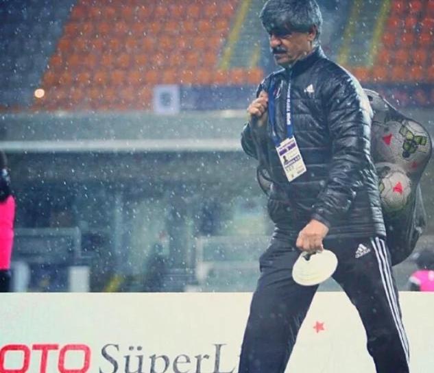Beşiktaş'ın 36 yıllık emekçisi Süreyya Soner! 1