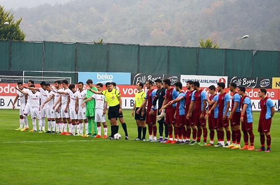 Beşiktaş - Trabzonspor (U-21) maçından kareler 18