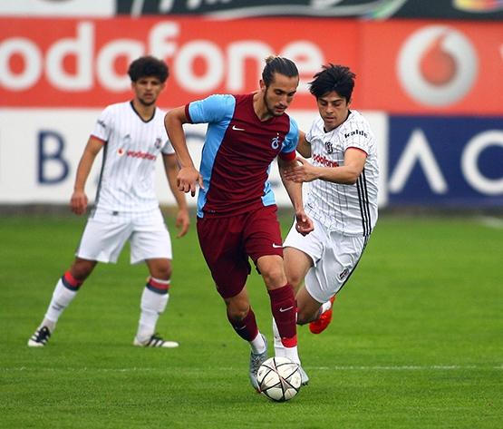 Beşiktaş - Trabzonspor (U-21) maçından kareler 2