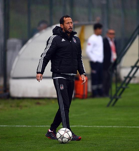 Beşiktaş - Trabzonspor (U-21) maçından kareler 4