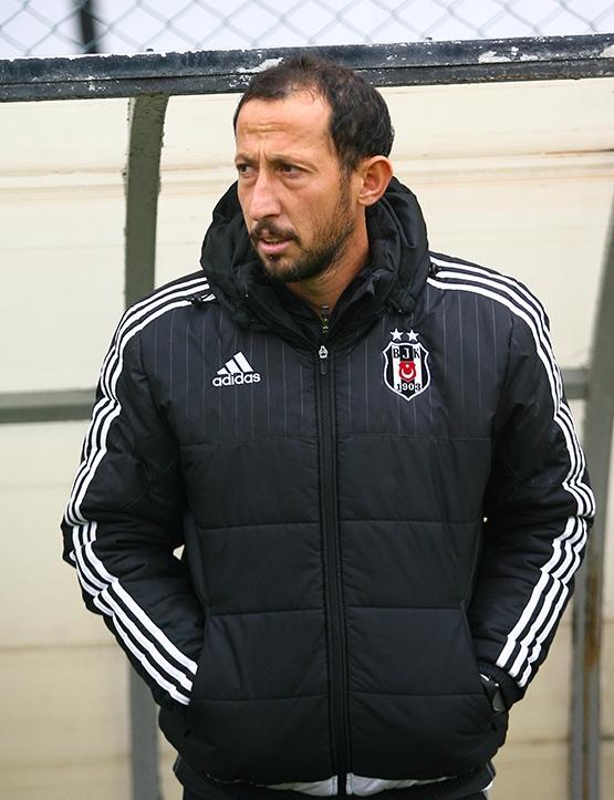Beşiktaş - Trabzonspor (U-21) maçından kareler 5