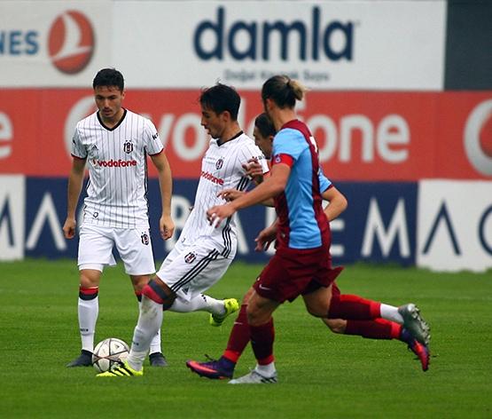 Beşiktaş - Trabzonspor (U-21) maçından kareler 6