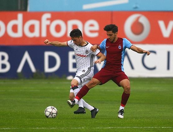 Beşiktaş - Trabzonspor (U-21) maçından kareler 9