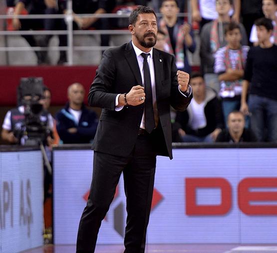 Beşiktaş Sompo Japan - Pınar Karşıyaka maçından kareler 3