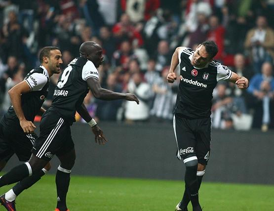 Beşiktaş-Trabzonspor maçından kareler 10