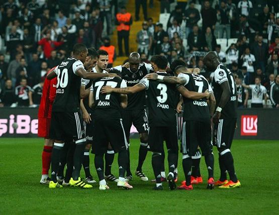 Beşiktaş-Trabzonspor maçından kareler 13
