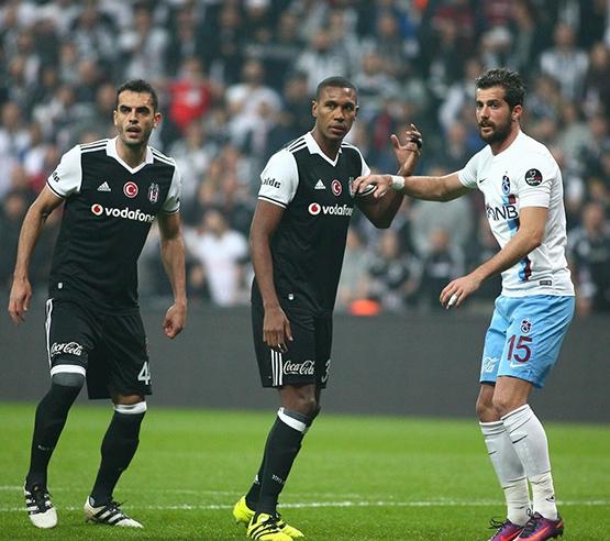 Beşiktaş-Trabzonspor maçından kareler 15