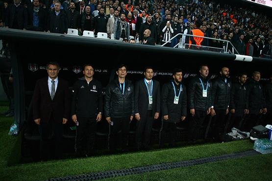 Beşiktaş-Trabzonspor maçından kareler 18