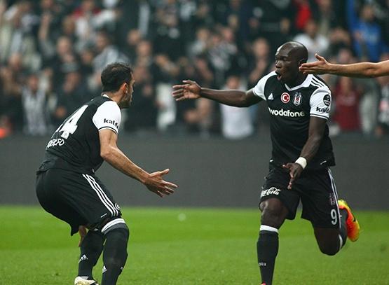Beşiktaş-Trabzonspor maçından kareler 23