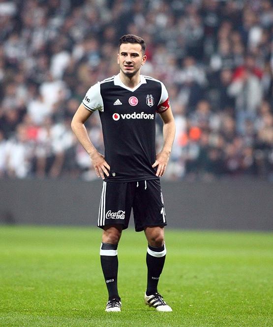 Beşiktaş-Trabzonspor maçından kareler 25