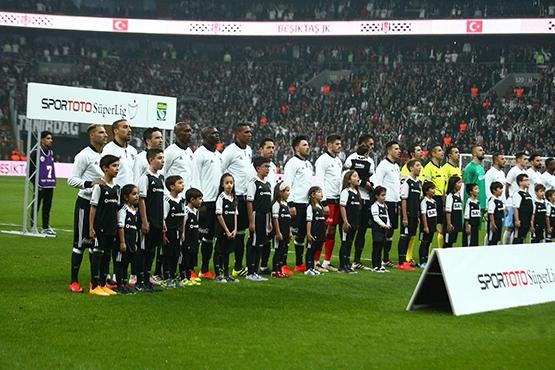 Beşiktaş-Trabzonspor maçından kareler 5