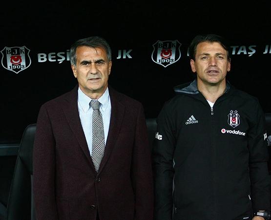Beşiktaş-Trabzonspor maçından kareler 8