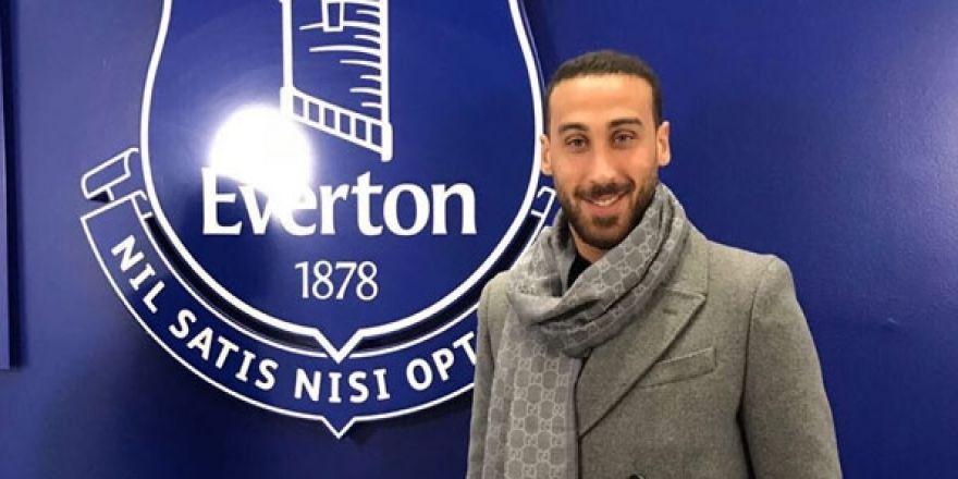 Cenk Tosun'dan öncesi... Everton'un 14 numaraları 1⃣4⃣