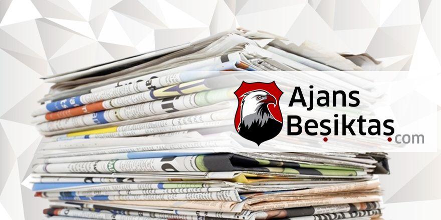 08 Ocak 2018   Gazetelerin Beşiktaş Manşetleri