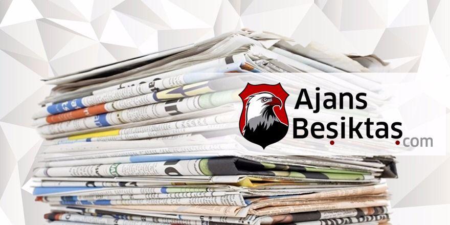 15 Ocak 2018   Gazetelerin Beşiktaş Manşetleri