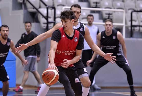 Beşiktaş Zielona Gora için hazırlıklara başladı 2