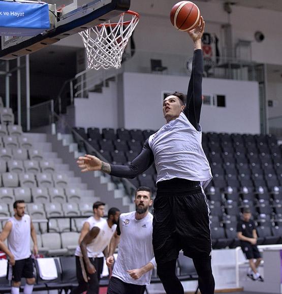 Beşiktaş Zielona Gora için hazırlıklara başladı 3