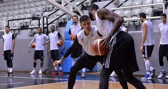 Beşiktaş Zielona Gora için hazırlıklara başladı 7