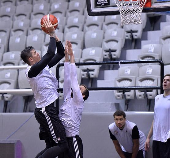 Beşiktaş Zielona Gora için hazırlıklara başladı 9