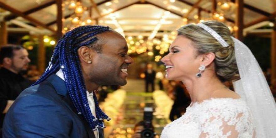 Vagner Love'un düğünü
