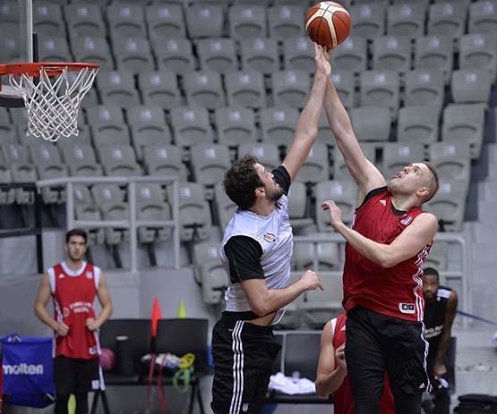Zielona Gora maçı hazırlıkları antrenman notları 1