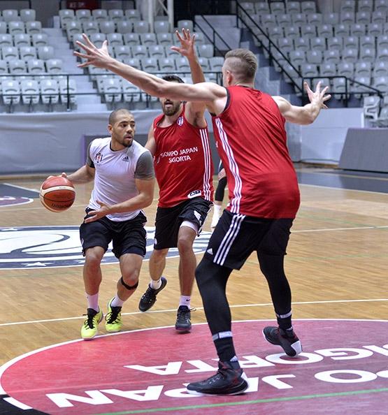 Zielona Gora maçı hazırlıkları antrenman notları 2