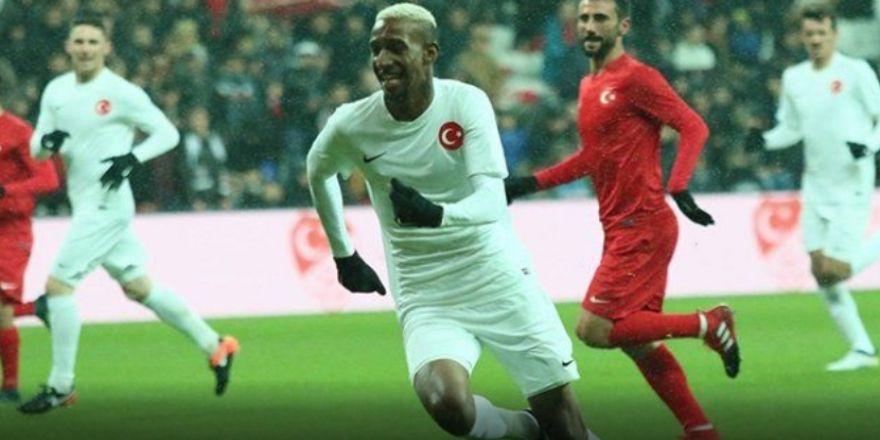 Sizce Talisca, Türkiye Milli Takımı'nı seçerse ismi ne olmalı?