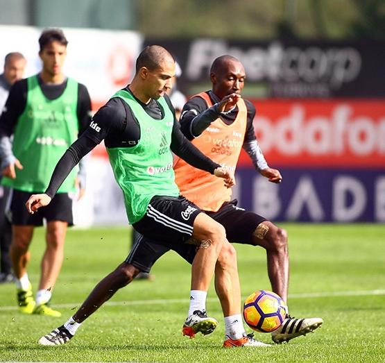 Adanaspor maçı hazırlıkları devam ediyor 11