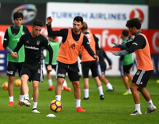 Adanaspor maçı hazırlıkları devam ediyor 13